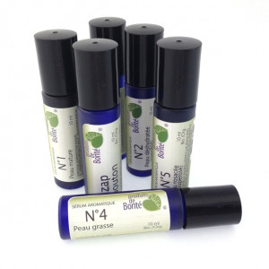 Serum No. 4 Satin (Oily skin), 10ml