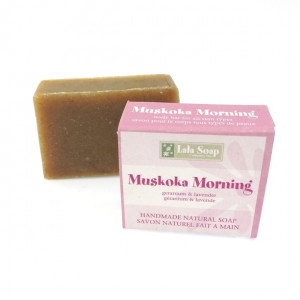 Lala Soap Muskoka Morning