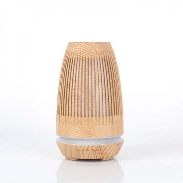 Haiku, ultrasonic nebulizer, light wood finish