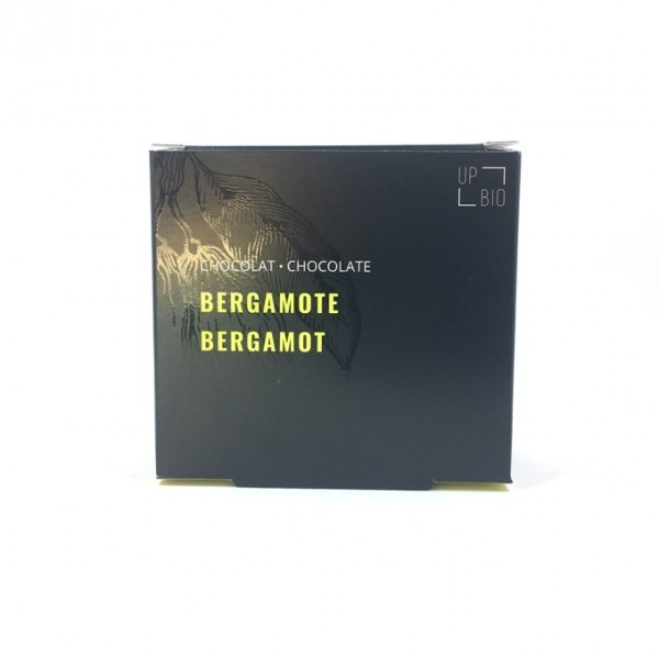 Chocolate UpBio Without Theine, Bergamot, 75g